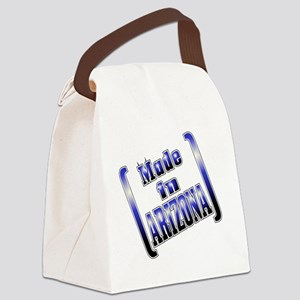 made_ARIZONA_T Canvas Lunch Bag