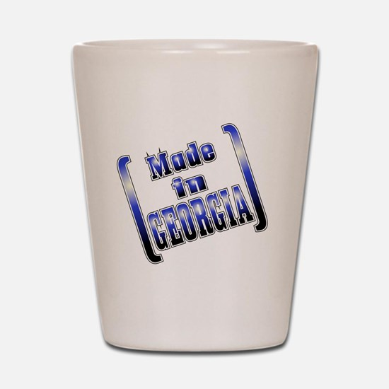 made_GEORGIA_T Shot Glass