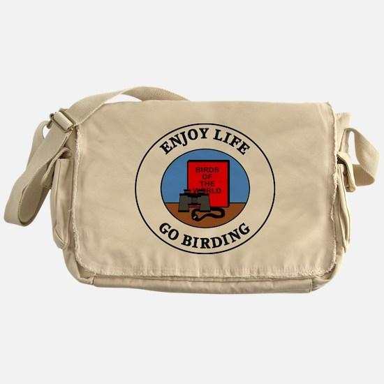 birding1 Messenger Bag