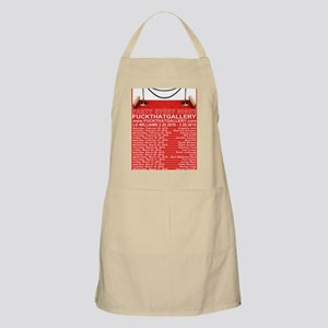 LG Williams: Party Every Night Poster Apron
