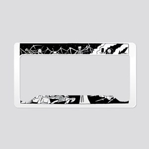 mycard4 copy License Plate Holder