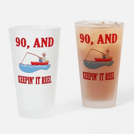 reel90 Drinking Glass
