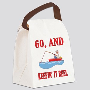 reel60 Canvas Lunch Bag