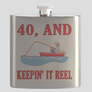 reel40 Flask