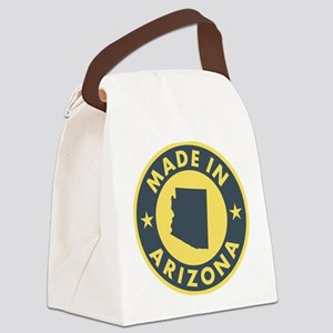 Made-In-ARIZONA Canvas Lunch Bag