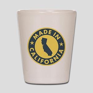 Made-In-Califotnia Shot Glass