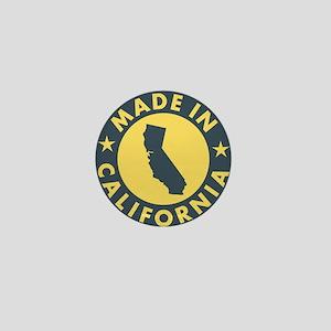 Made-In-Califotnia Mini Button