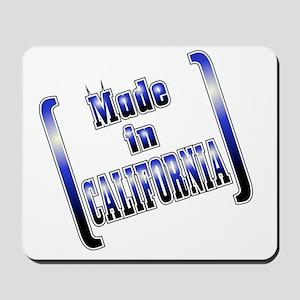 made_CALI_T Mousepad