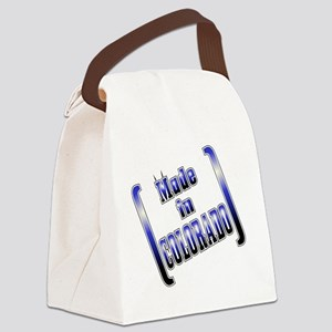 made_COLO_T Canvas Lunch Bag