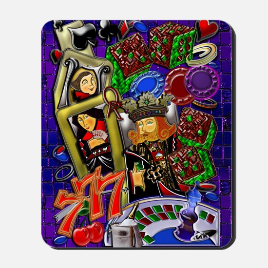 Royal Flush Games of Skill and chance 7. Mousepad