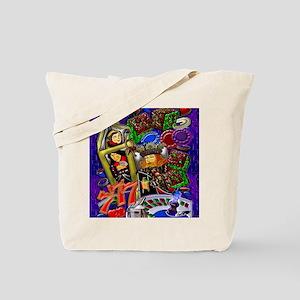 Royal Flush Games of Skill and chance 7.7 Tote Bag