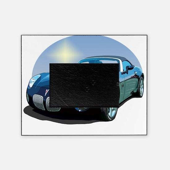06Solsticeblk-8trans Picture Frame