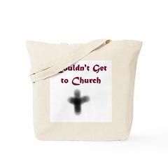 Ash Wednesday Tote Bag