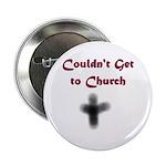 Ash Wednesday Button