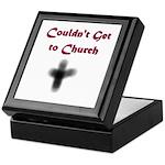 Ash Wednesday Keepsake Box