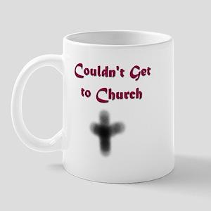 Ash Wednesday Mug