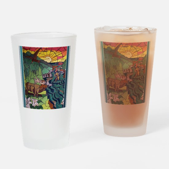 smith_river Drinking Glass