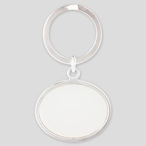 philX1 Oval Keychain