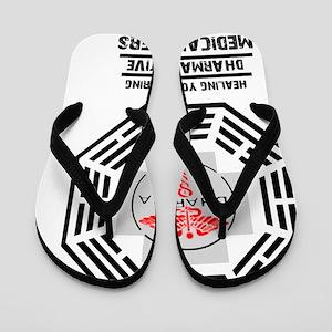 Dharma Medical Center Flip Flops