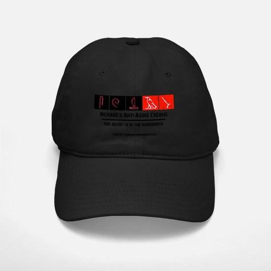 Richards antiaging cream Baseball Hat
