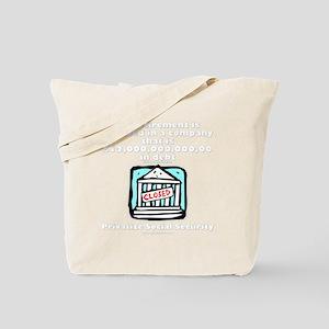 2-privitize dark Tote Bag