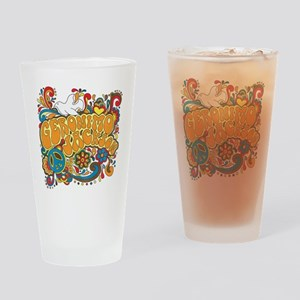 2-geronimogroovy Drinking Glass