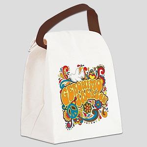 2-geronimogroovy Canvas Lunch Bag