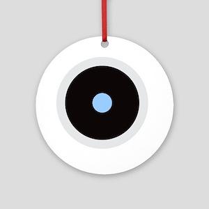 Cancer Scorpio Libra Round Ornament