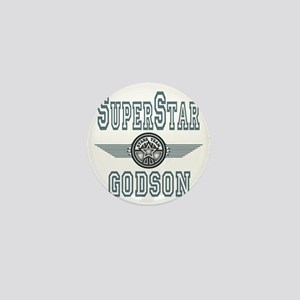 SuperStar Godson copy Mini Button