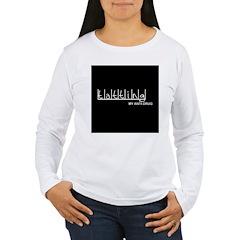 Tatting - My Anti-Drug T-Shirt