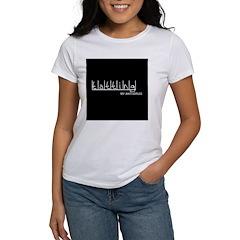 Tatting - My Anti-Drug Women's T-Shirt