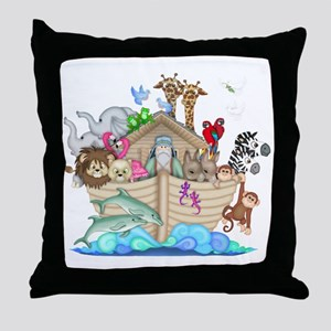 2cc Throw Pillow