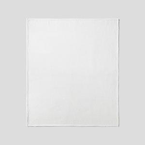 sawyer-NICKNAMES-white Throw Blanket