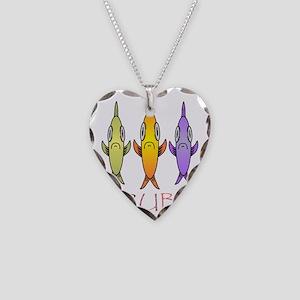 Aruba Necklace Heart Charm
