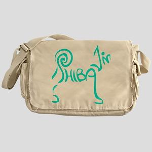 bigshiba1tr Messenger Bag