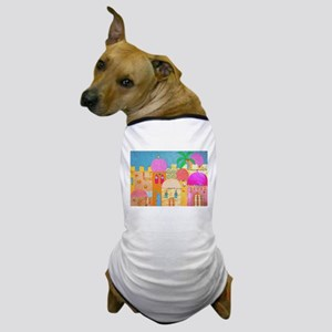 Jerusalem City of Gold Dog T-Shirt