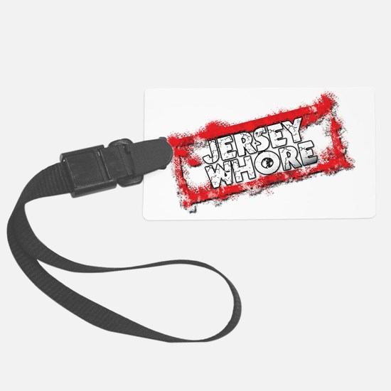 if you love jersey shore, you ar Luggage Tag
