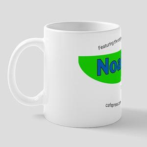 NA sticker Mug