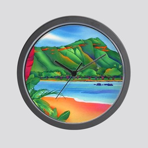 DiamondHeadCalandar Wall Clock