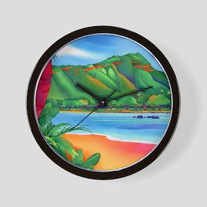 DiamondHeadMousePad Wall Clock