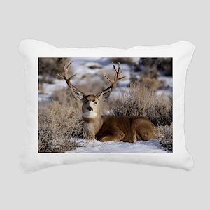 Big Guy Rectangular Canvas Pillow