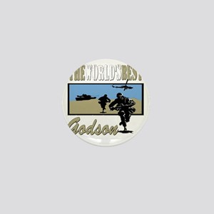Best Military Godson copy Mini Button