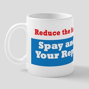 spay-neuter copy Mug