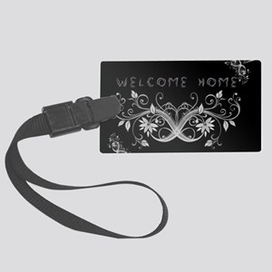 WELCOME HOME Large Luggage Tag