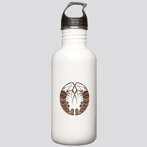 Facing spiny lobsters Stainless Water Bottle 1.0L