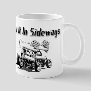 Put it in sideways Mug