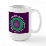 Large Wisdom Mug