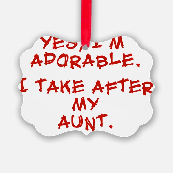 adorable-aunt Ornament