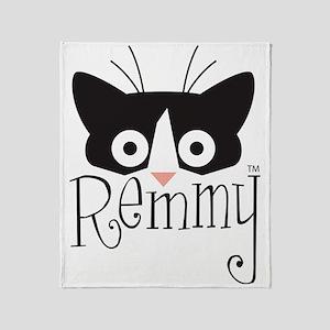 remmybw Throw Blanket