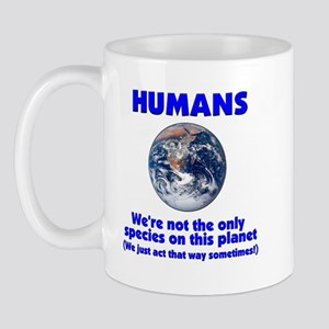 Not the only species Mug